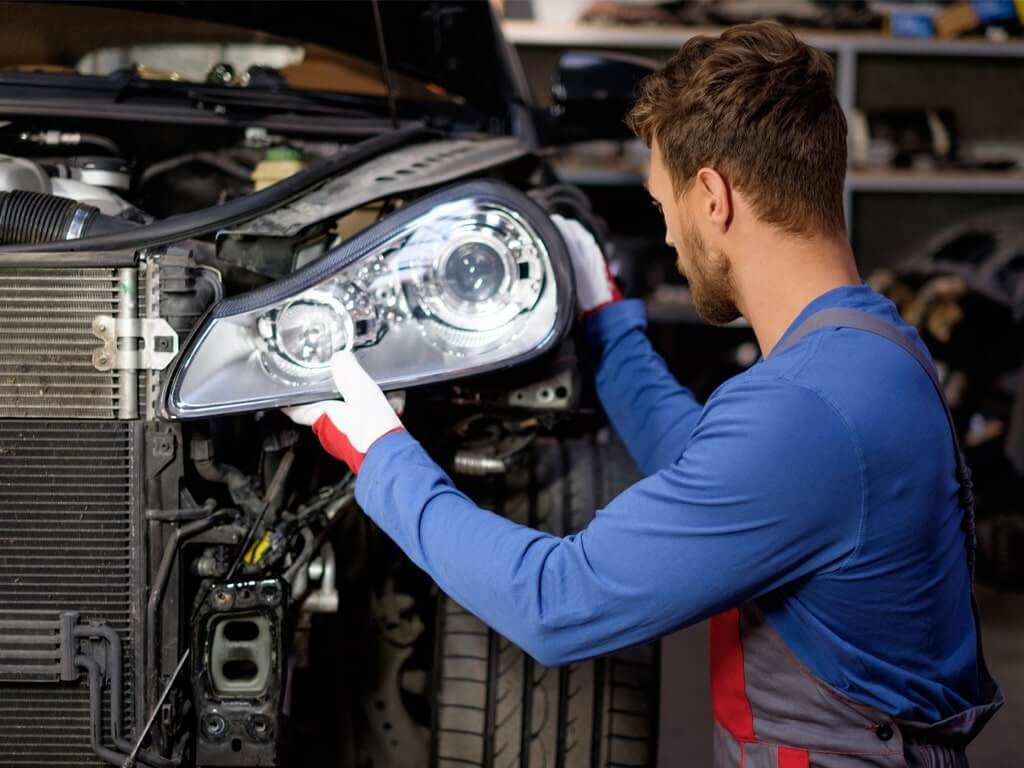 Remplacer vos éclairages - Garages Primum auto