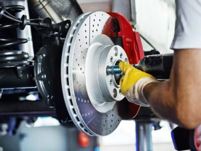 Contrôle de votre système de freinage - Garages Normandie