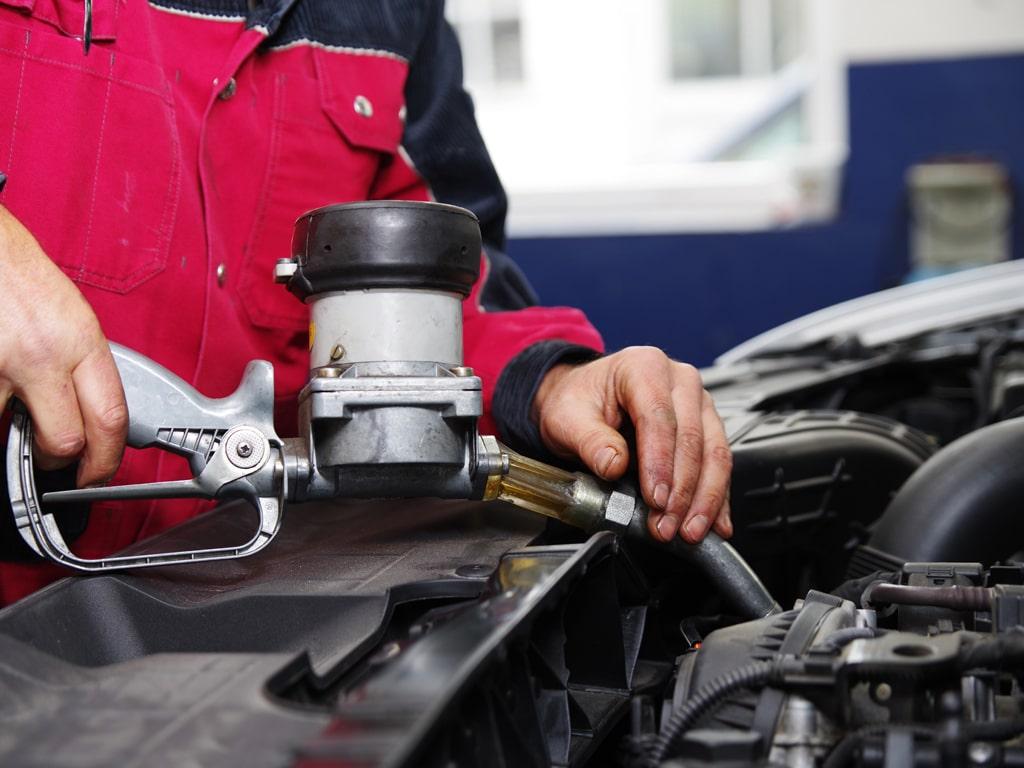 Entretien de la boîte de vitesse sur votre auto