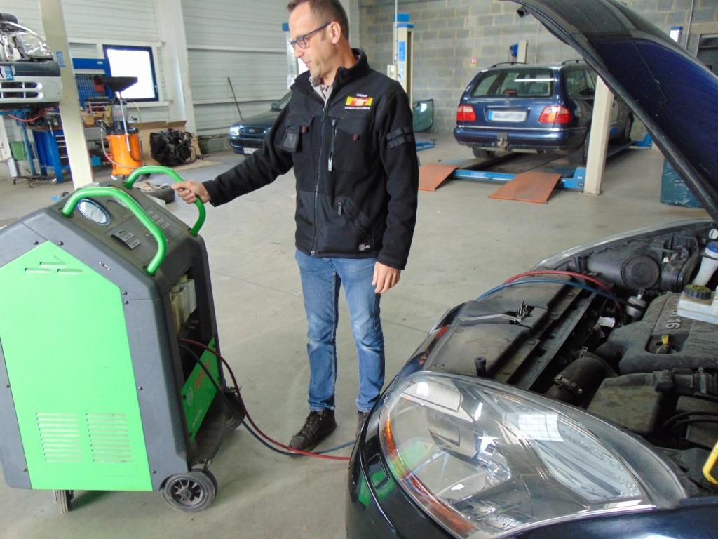 Entretien de la climatisation sur votre voiture