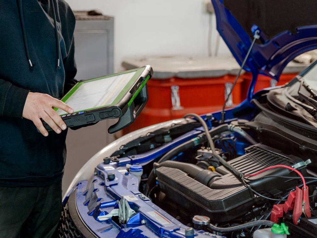 Entretien du démarrage de votre véhicule - Garages Normandie