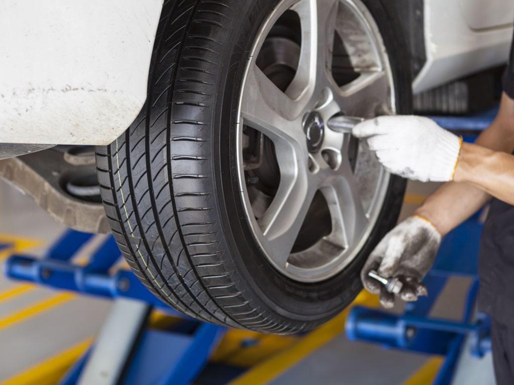 Équilibrage de vos pneumatiques - Garages Normandie