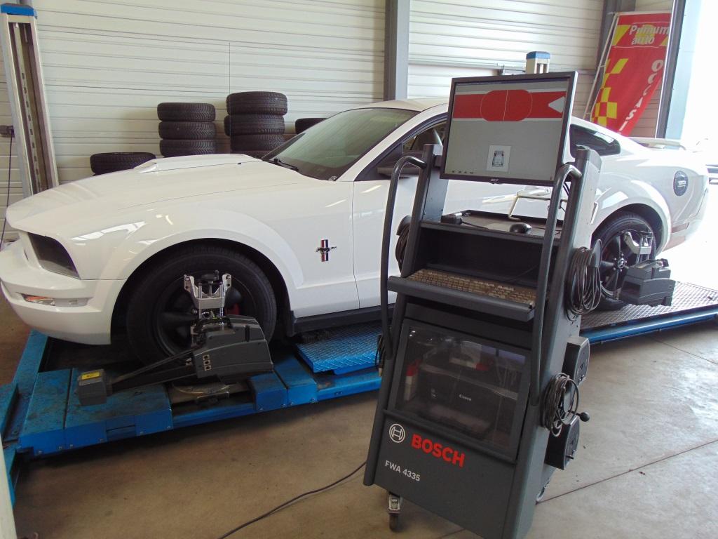 Parallélisme du véhicule - Garages Primum auto