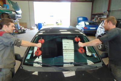 Remplacer votre pare-brise ou vos vitres - Carrosseries Primum