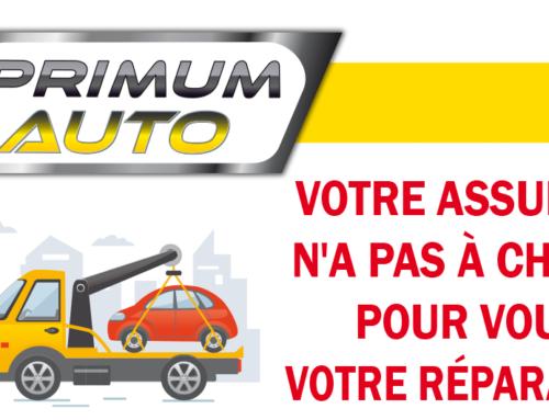 Promotion Choix du Réparateur Primum auto