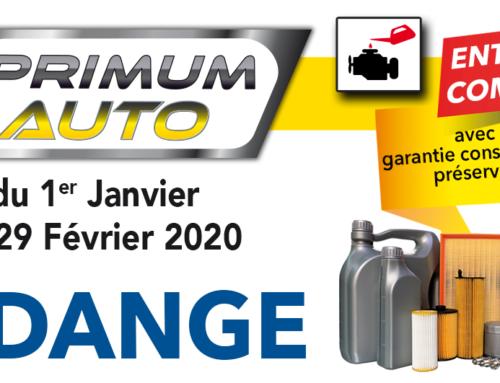 Promotion Vidange Primum Auto
